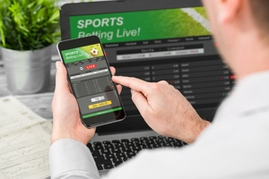 Sports Betting on a Computer