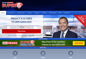 Super 6 Screenshot