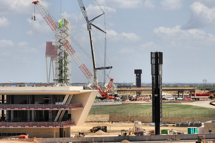 Construction of COTA