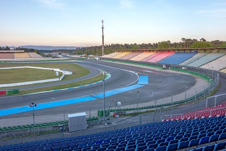 Hockenheimring F1