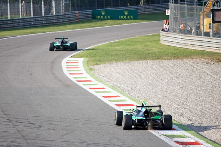 GP3 Series Practice at Monza