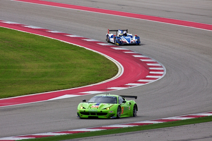 FIA World Endurance Championship at COTA