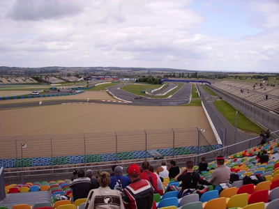 Track at Magny-Cours