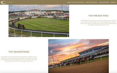 Chelmsford City Racecourse Website
