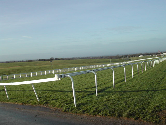 The Finishing Line at Epsom Downs
