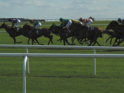 Race at Curragh