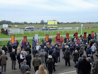 The Bookmakers at Huntingdon