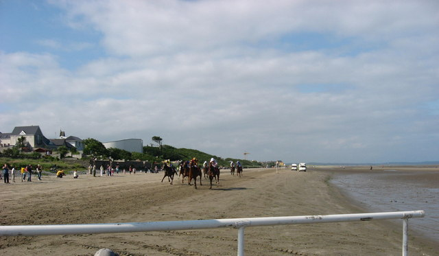 Race at Laytown