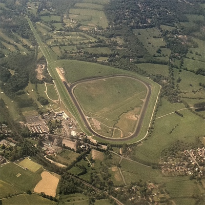 Lingfield Aerial View
