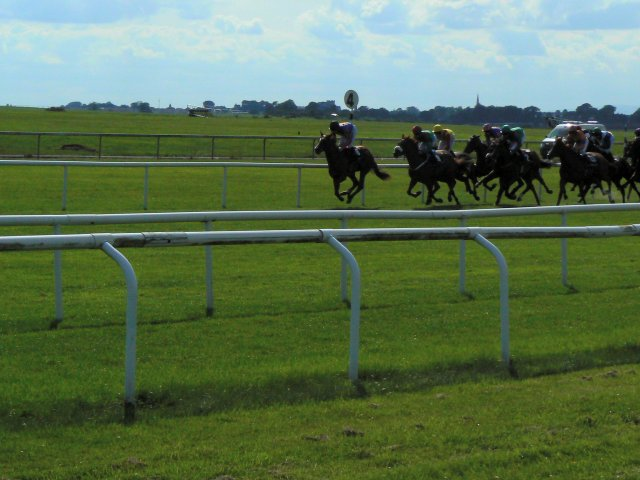 Four Furlong Post at Curragh