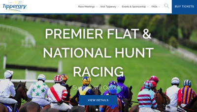 Tipperary Racecourse Homepage