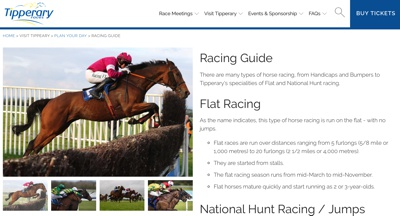 Tipperary Racing Guide