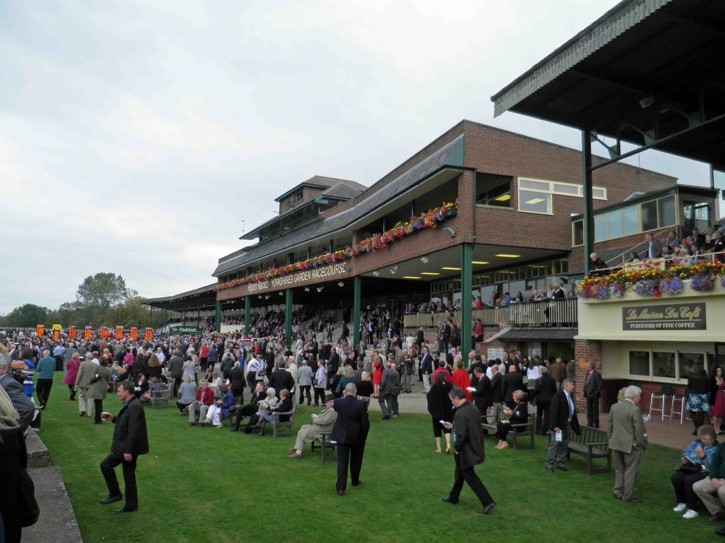 The Grandstand at Ripon Racecourse