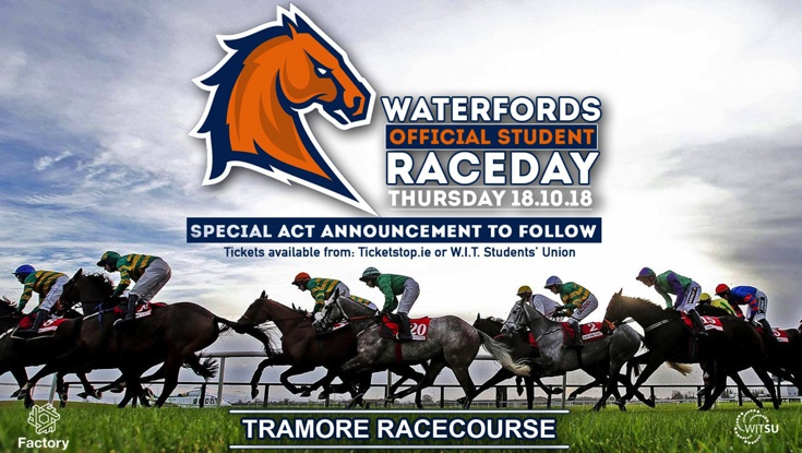 Waterford & Tramore Racecourse Homepage