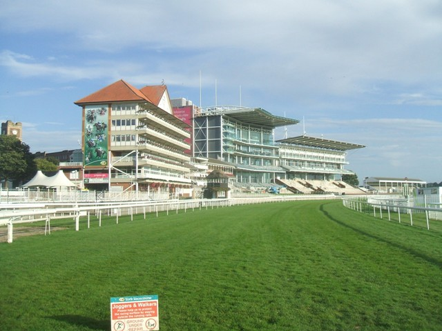 York Racecourse Stands