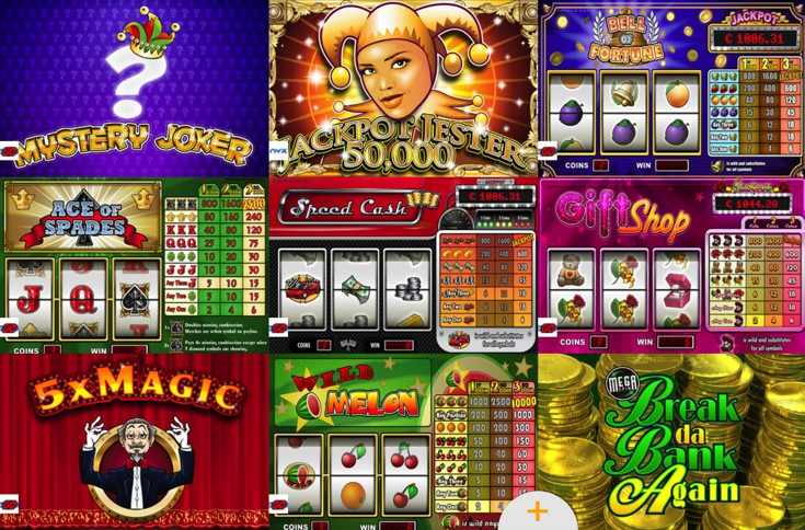 Casino Cruise Casino Games Screenshot