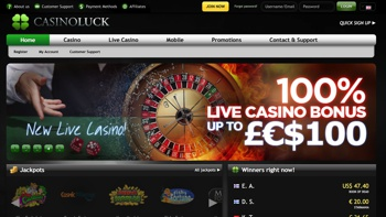 Casino Luck Screenshot