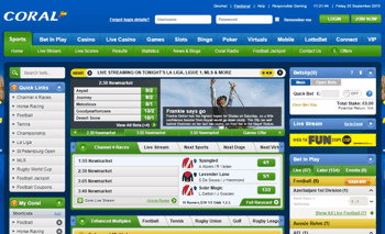 Coral online betting phone number milan san remo bettingadvice