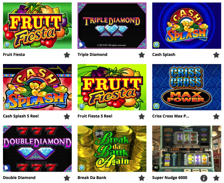 Uk Casino Games